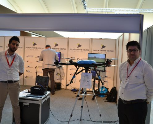 drone - uav - aerobotica - tusexpo - the hague - netherlands